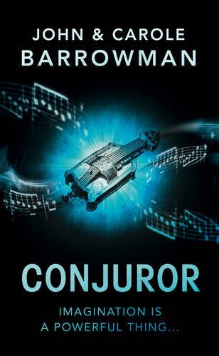 Conjuror (Orion Chronicles, Band 1)