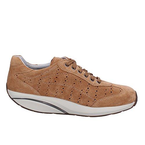 MBT Sneakers Donna Camoscio Marrone