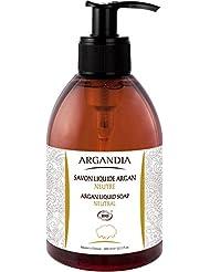 ARGANDIA Savon liquide neutre Argan - 300ml