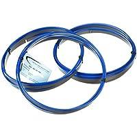 Sägebänder M42 HSS Bi-Metall 2480x27x0,9 mm 5-8 ZpZ 6°