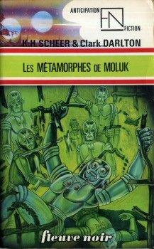 Les Mtamorphes de Moluk - Perry Rhodan - 41