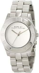 MARC JACOBS - MBM3125 - Montre Femme - Quarz - Analogique - Bracelet Acier inoxydable Argent