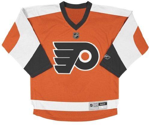 NHL Philadelphia Flyers Team Farbe Replica Jersey Youth, Herren Kinder, Philadelphia Flyers Nhl Jersey Fall