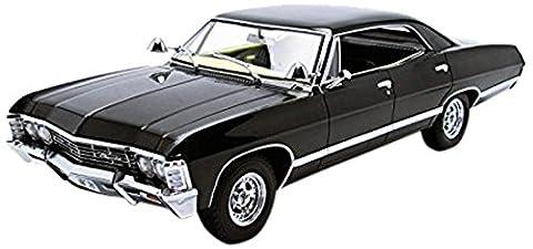 Chevrolet Impala Sport Sedan 1967 Supernatural 1:18 Greenlight Limited Edition
