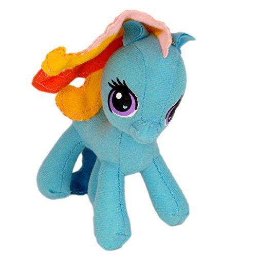 AA My Little Pony - Pony blau (Rainbow Dash) Plüsch ca 15cm