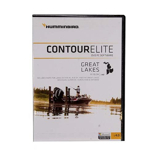 Humminbird Contour Elite Software, Great Lakes Angeln-gps-software