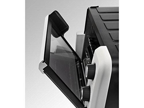 De Longhi EO12562Elektrobackofen/Minibackofen mit Umluft, Schwarz - 4
