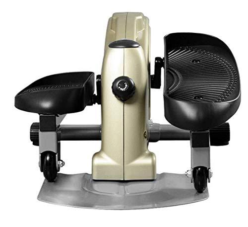 QNJM Fitness Twister Stepper, Cardio Air Climber Stepper Treppenstufenmaschine, Up-Down-Stepper for Anfänger Und Fortgeschrittene (Size : 60x45x30cm)
