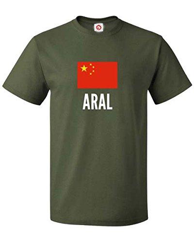 t-shirt-aral-city-green