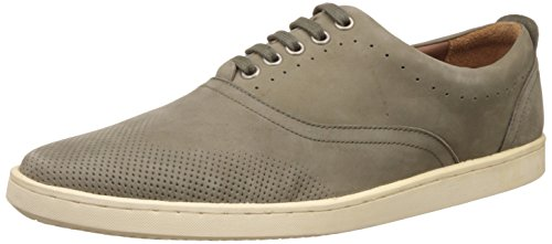 Louis Philippe Men's Oxford Leather Espadrille Flats