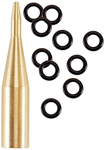 *Elkadart Dart Zubehör: O-Ring Applikator Werkzeug mit 102BA Gummi O-Ringe/Unterlegscheiben (Stahl und Soft-Tip Darts)*