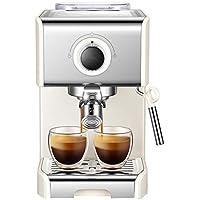 HBBenz Cafetera Espresso,20 Bar, Capacidad 1.2L, Espumador de Leche para Cappuccino