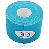 5M*5cm Kinesiology Elastic Tape Rope Sports Physio Muscle Strain Injury Support 1 Roll