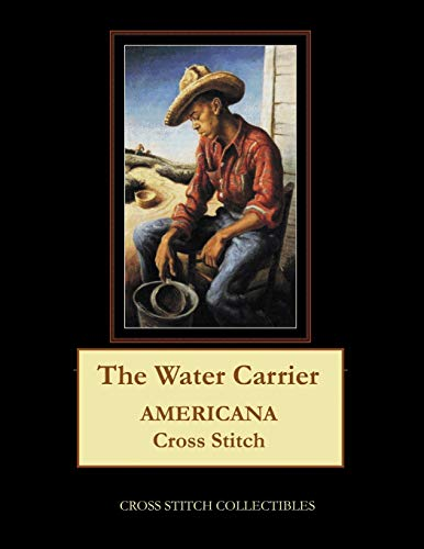 The Water Carrier: Americana Cross Stitch Pattern -