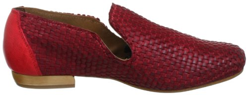 Latitude Femme 50100B, Chaussures basses femme Rouge (Rosso)