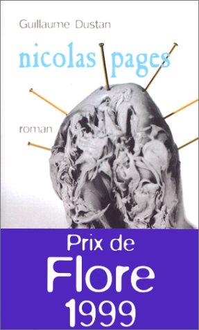 Nicolas Pages - Prix de Flore 1999