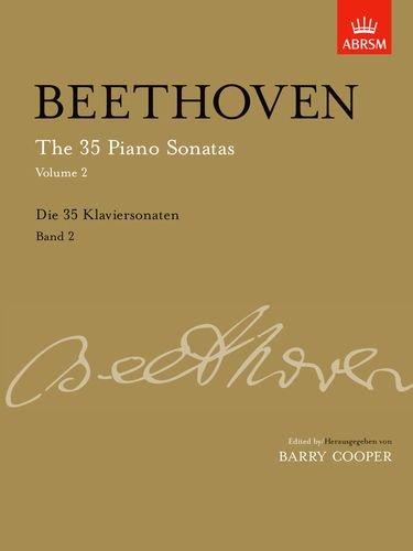 The 35 Piano Sonatas, Volume 2: Op. 22 - Op. 54: Op. 22 - Op. 53 v. 2 (Signature Series (ABRSM))