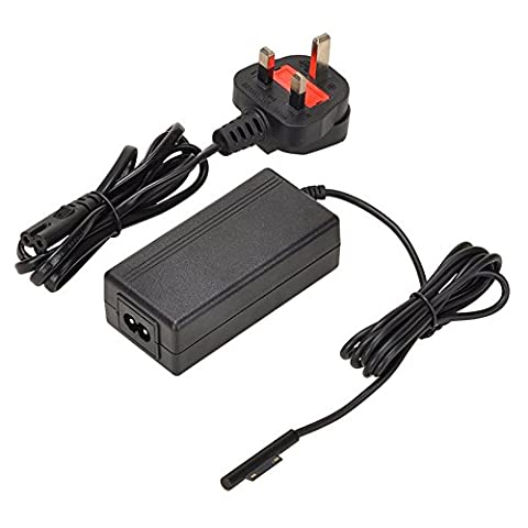 DC XINGDONGCHI UK Plug Power Supply Adapter Cord for Microsoft