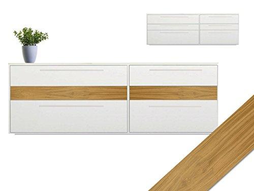 Eiche Furnier mit Schmelzkleber zum Aufbügeln, Tisch, Möbel, Sideboard -