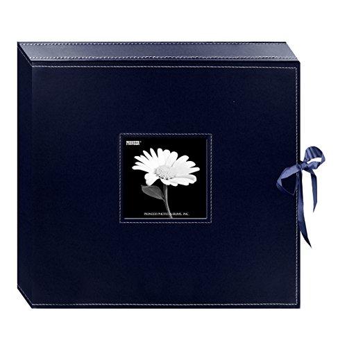 pioneer-album-raccoglitore-a-3-anelli-a-d-con-copertina-in-similpelle-e-cuciture-a-vista-33-x-368-cm