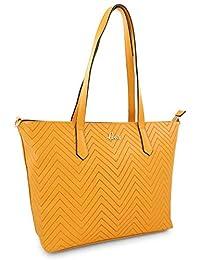 Lavie Tonto Women's Handbag (Ochre)