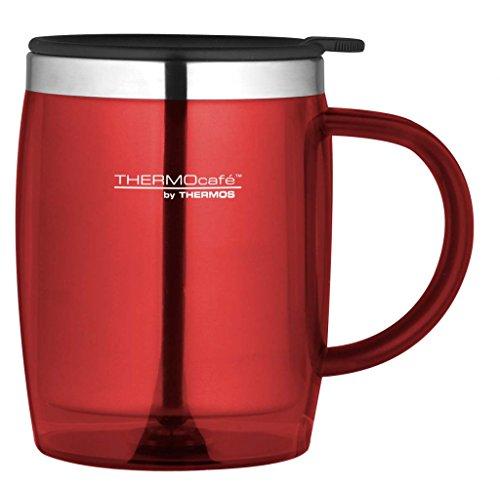 Preisvergleich Produktbild Thermos ThermoCafe Schreibtisch Tasse 0.45L Red