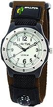 Cactus CAC-65-M12 - Reloj de pulsera niños, color Verde