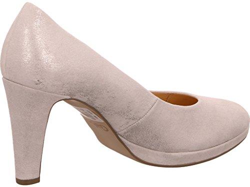 Gabor 61.270.61, Scarpe col tacco donna Argento