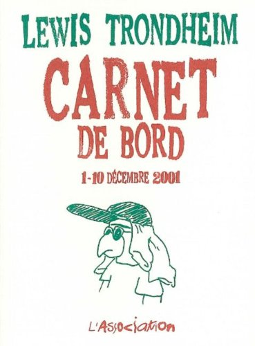 Carnet de bord 1-10 décembre 2001