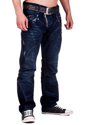Cipo & Baxx Herren Jeans C-0768 Größe:W 38/L 32