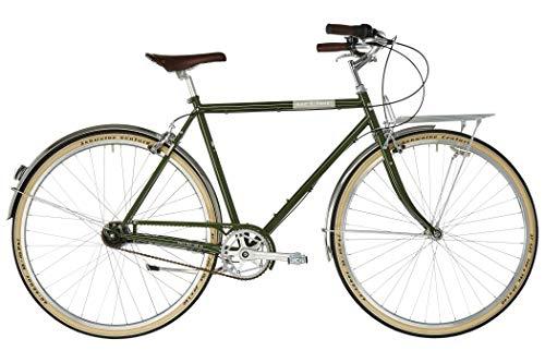 ORTLER Bricktown Herren Classic-grün Rahmengröße 60cm 2019 Cityrad