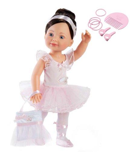 Zapf Creation 908884 - Nelli Dreams Puppe, Ballerina, pink (Puppen Neue Lalaloopsy)