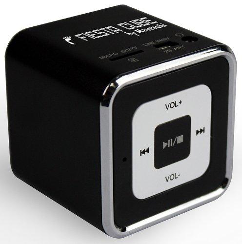 MAWASHI Fiesta CUBE Portable Stereo (MP3,)