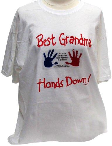Handlich Tees GMA T-Shirt, X-Large (Handabdruck Tee)