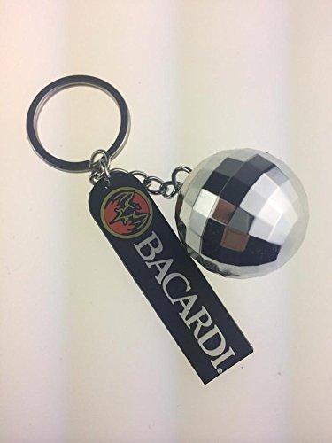 Bacardi Discokugel Schlüsselanhänger