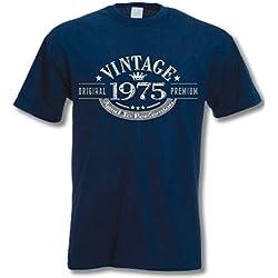 Gifts 1975 Vintage Year - Camiseta vintage para hombre