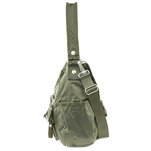 George Gina & Lucy Swingeling Borsa a spalla 34 cm Verde