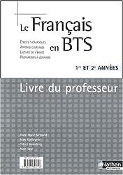 FRANCAIS EN BTS PROF 2004