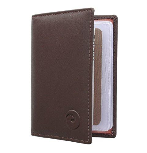 Mala Leather Collection ORIGIN Porte-carte de Crédit en Cuir avec Protection RFID 610_5