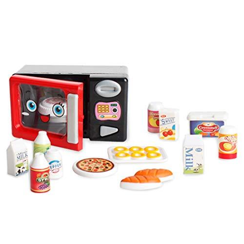 Foxom Juguete de Cocina Electrodomesticos Juguetes Juegos de...