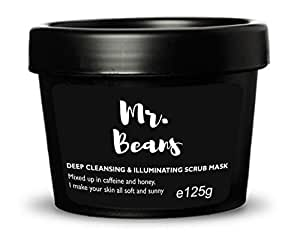 Ryaal Mr.Beans 100% Natural Arabica Coffee Scrub 125 Gm