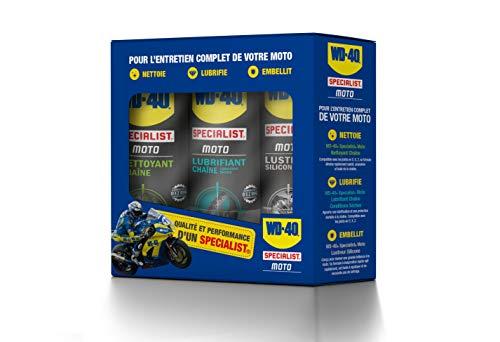 WD-40 33345 Spécialist Moto Kit d'entretien