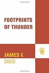 Footprints of Thunder by James F. David (1997-07-15)