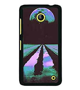 Aart Designer Luxurious Back Covers for Nokia Lumia 630 + 3D F1 Screen Magnifier + 3D Video Screen Amplifier Eyes Protection Enlarged Expander by Aart Store.