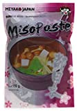 Miyako Miso-Suppenpaste, dunkel, 10er Pack (10 x 150 g)