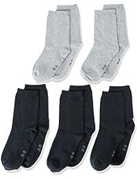 NAME IT Unisex Baby Socken Nitsock M Noos, 5er Pack