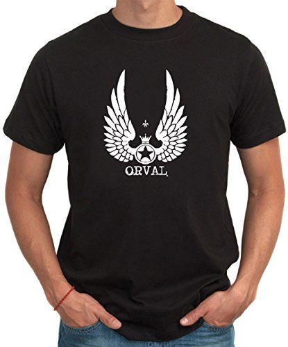 orval-wings-male-names-t-shirt