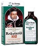 5 Flaschen Dr. Weindrichs Kräuteröl 102
