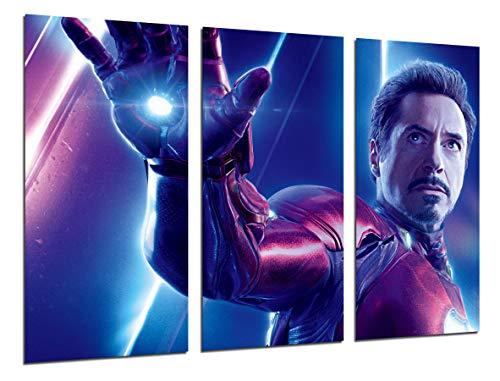 Cuadro Moderno Fotografico Peliculas Superheroes