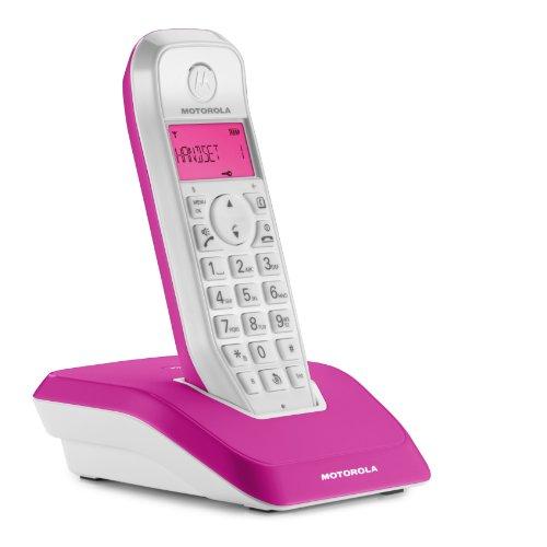 Motorola Startac S1201 - Teléfono inalámbrico DECT (manos libres, mo
